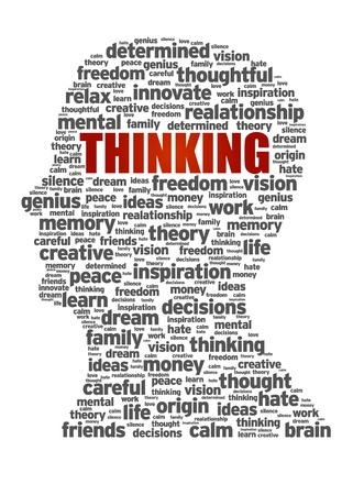Entrepreneurial thinking - Connect with your higher business potential